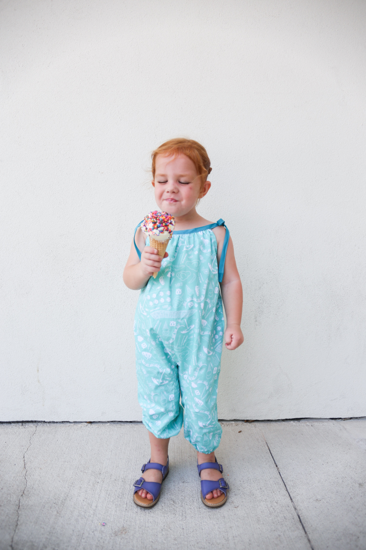 Four Seasons Romper - One Little Minute Blog-1