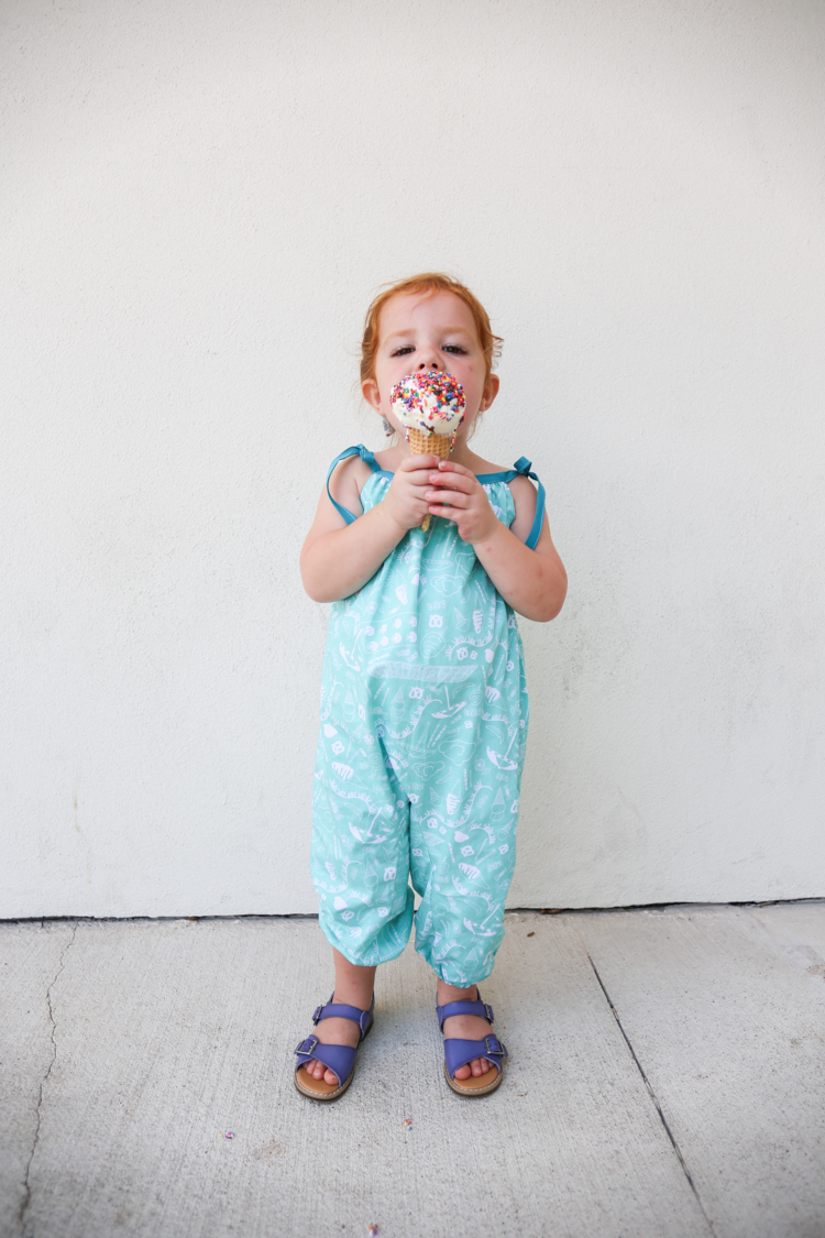 Four Seasons Romper - One Little Minute Blog-2