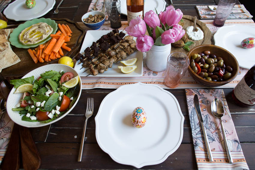 Middle eastern easter feast tradition live free creative we began having a middle easternmediterranean style meal several years ago born out of my desire to serve lamb but only loving gyro lamb from a local negle Gallery