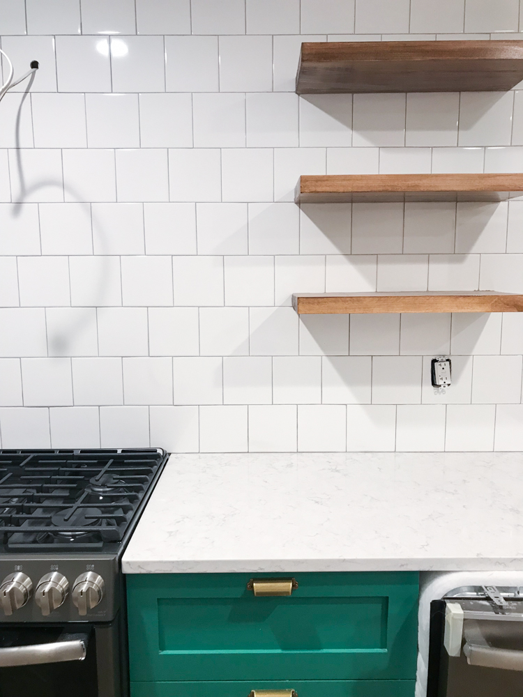 How To Make Diy Floating Shelves Live