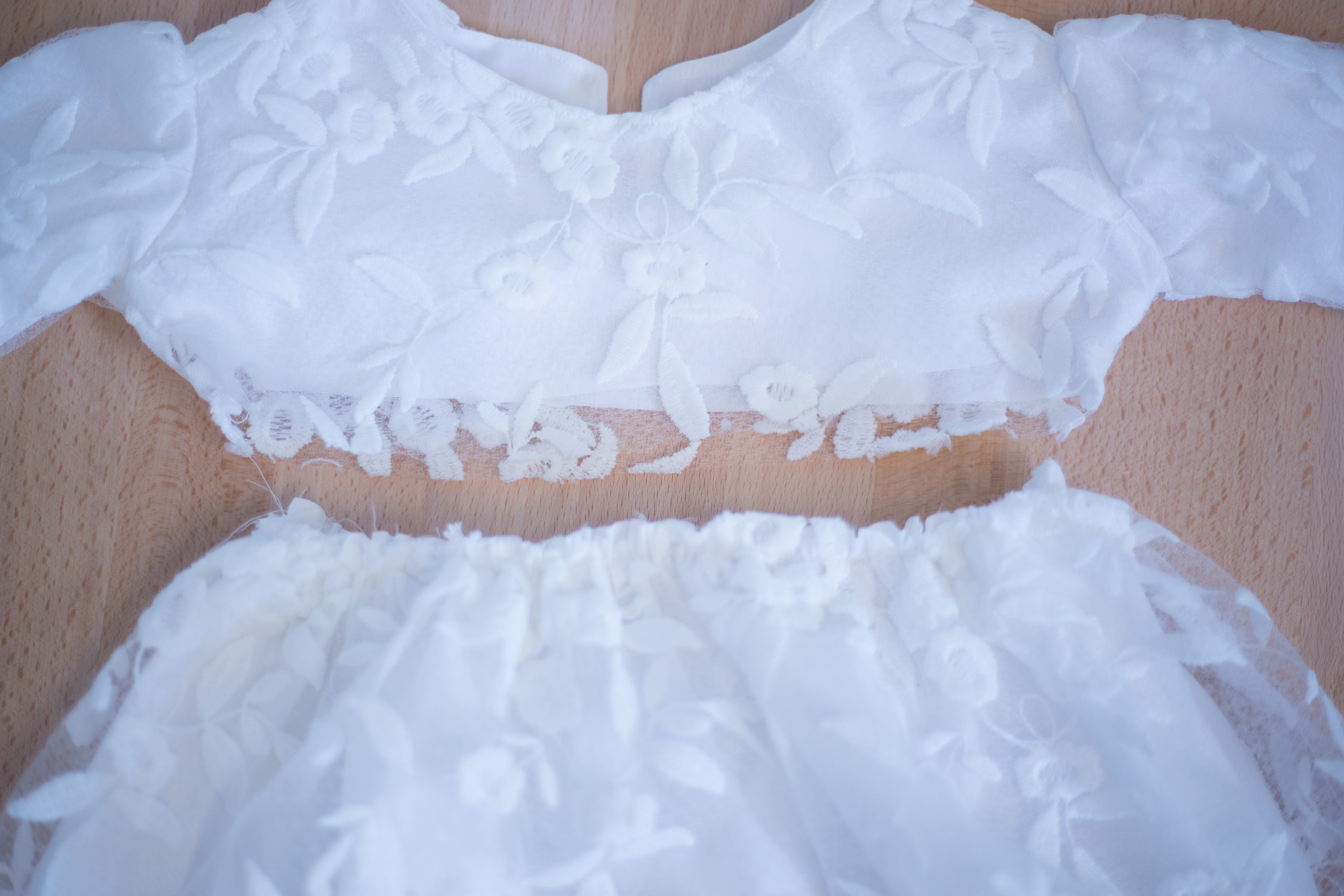 Lace Christening Gown Or Blessing Dress Live Free Creative Co