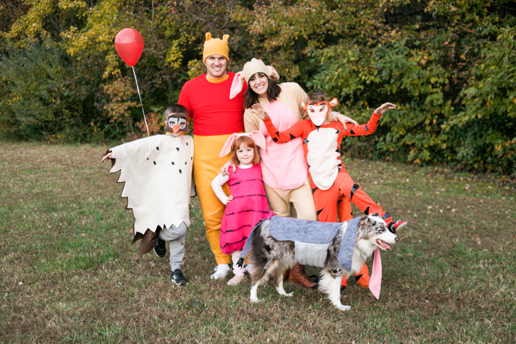 a111fd5e6d7b Winnie The Pooh Costume DIY - Live Free Creative Co
