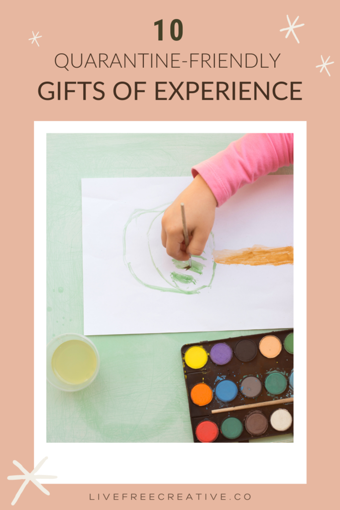 the best gifts of experience